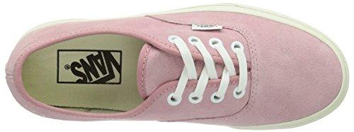 Vans Kids Authentic Skate Shoe Vintage Suede/Prism Pink 4DgcAwt0gU