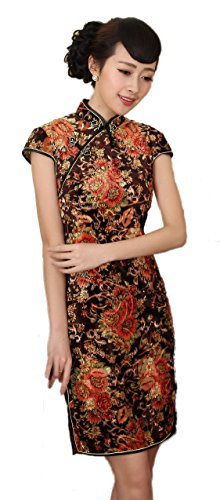 avacostume-womens-pleuche-chinese-flare-floral-print-qipao-slim-fit-dress-size-us-10