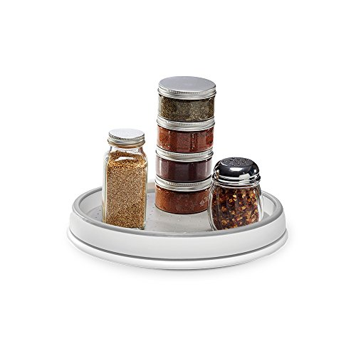 turntable kitchen organizer - 1