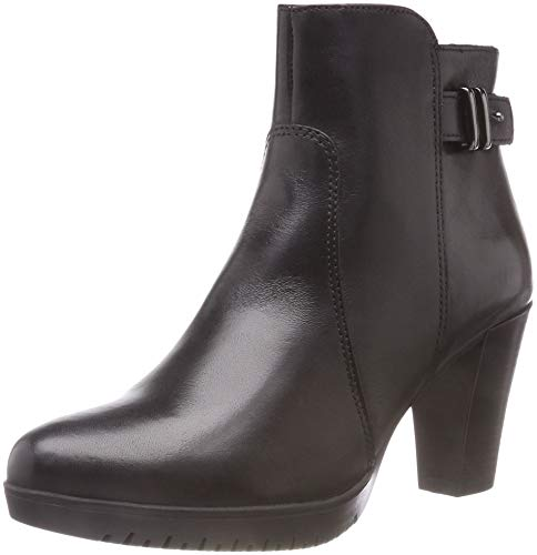 Boots Women's 1 Black 21 Tamaris Black 25051 Ankle H17d8qwgq
