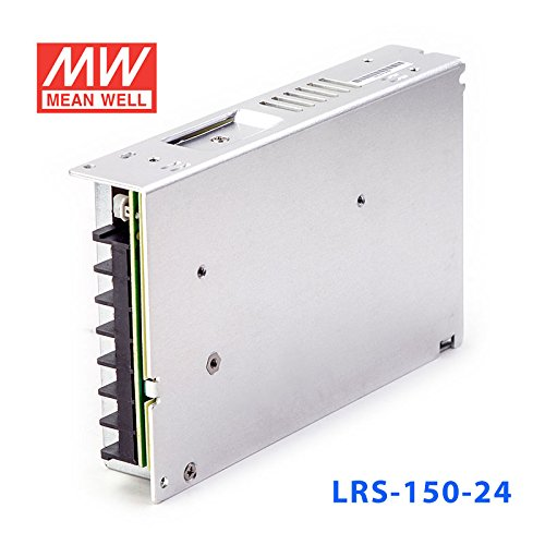 MeanWell LRS-150-24 Power Supply - 150W 24V by MEAN WELL (Image #3)
