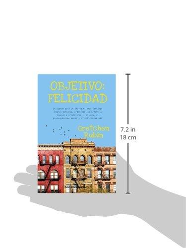 Objetivo: felicidad (Spanish Edition)