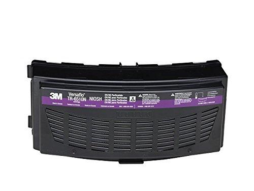 Organic Vapor/HEPA Cartridge TR-6510N/37361 (AAD), for TR-600/800 PAPR (Pack of 5)