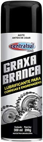 Centralsul Quimica Graxa Branca Aerossol 300Ml