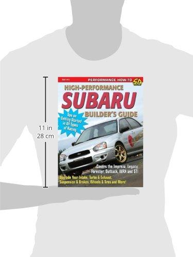 High-Performance Subaru Builder's Guide: Jeff Zurschmeide