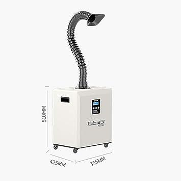 DuHLi Laser Humo Marcado purificador de Soldadura estación de ...