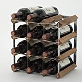 Fan Vino [Wine rack] Traditional wine rack for 12 bottles (G08709)