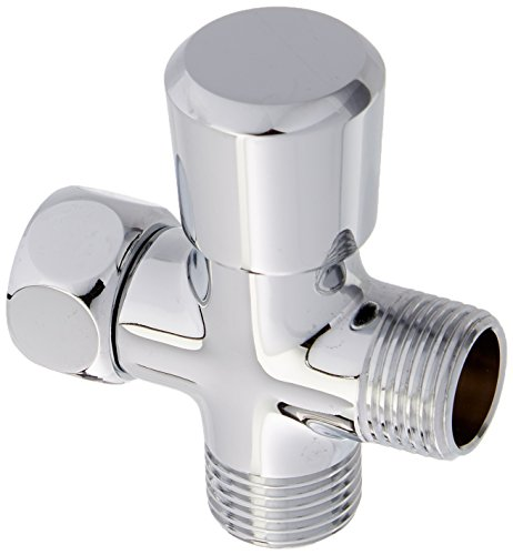 Speakman Brass Shower - Speakman VS-111 Pop-Up Brass Shower Diverter, Polished Chrome