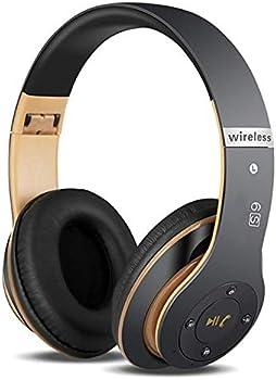 Lankey Over Ear Foldable Wireless Stereo Headset