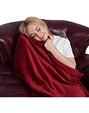 softan Flannel Blanket Non Shedding Soft Throw Blanket 260GSM Lightweight Cozy Bed Blanket fit Couch Sofa Suitable for All Season
