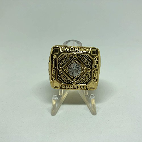 USA shipper San Francisco Giants High Quality Replica 1954 World Series Ring Size 11.5-Gold