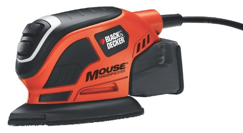 Detail Collection (Black & Decker MS800B Mouse Detail Sander With Dust Collection)