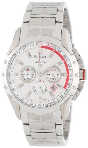 Bulova Men's 96B013 Marine Star Chronograph Watch