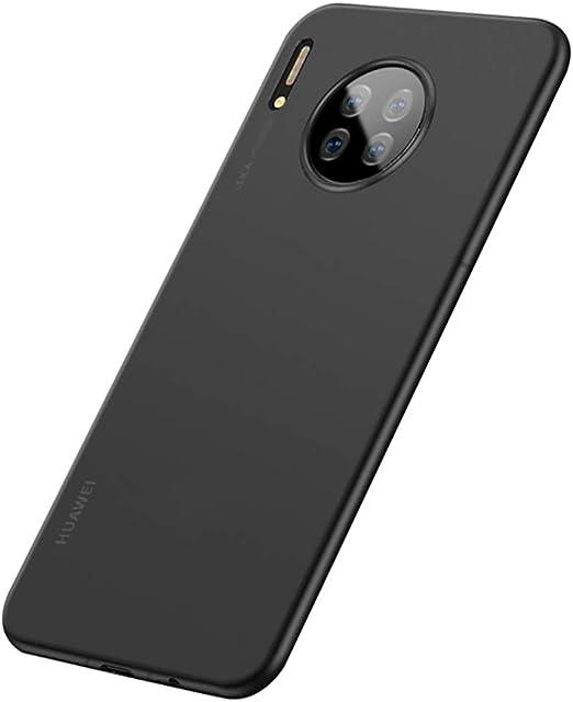 XIALEY Huawei Mate 30 Pro Funda, [Anti-Amarillo] Translúcida ...