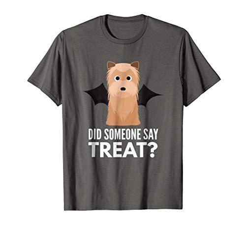 Yorkshire Halloween Shirt - Did Someone Say Treat?