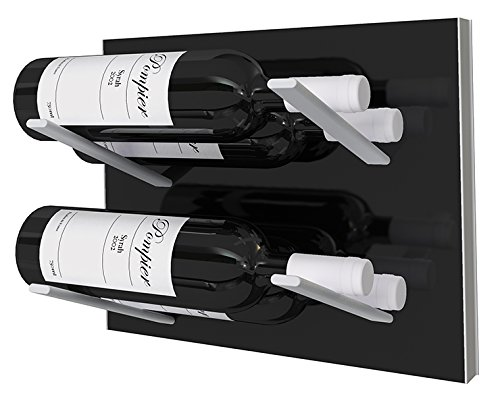 Price comparison product image STACT Label-out Wine Rack - Piano Black