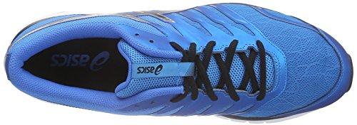 Zapatillas Blue zaraca Asics methyl 4 silver black Running Azul Gel De Hombre 4290 4txTq
