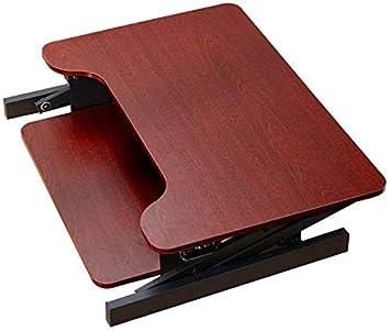 FZF De mesa, estaciones de trabajo de pie soporte de escritorio ...