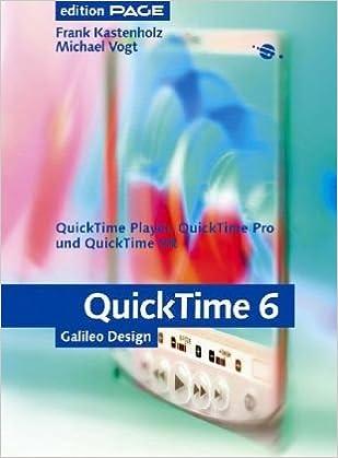 QuickTime 6 - QuickTime Player, QuickTime Pro und QuickTime VR, mit