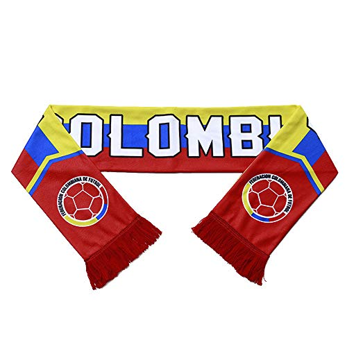 QTKJ Colombia 2018 World Cup Fans Scarf