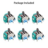 EEEKit 3D 6-Pack Replacement Analog Stick