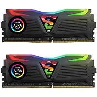 GeIL SUPER LUCE 16GB (2 x 8GB) PC4-21300 2666MHz DDR4 288-Pin DIMM Desktop Memory