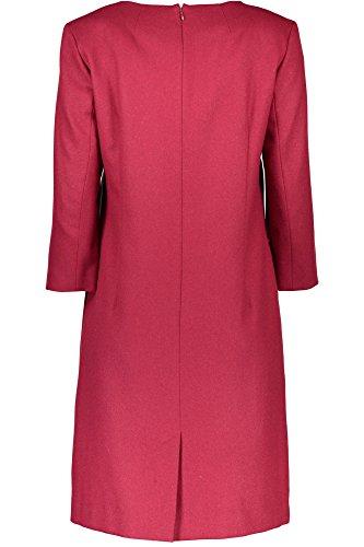 Damen Kurtzes GANT 1203 507 Rot Kleid 450527 8HPTxEqI