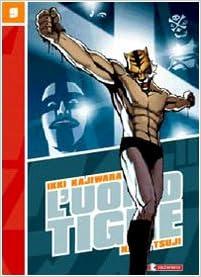Book L'Uomo Tigre vol. 9