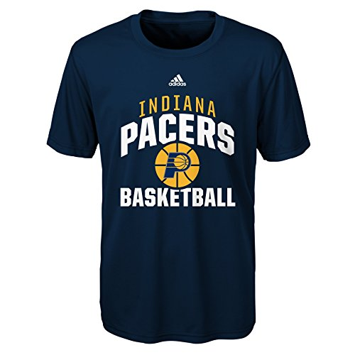 fan products of NBA Rep Big Performance Short Sleeve Tee-Navy-M(10-12), Indiana Pacers
