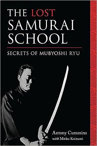 The Lost Samurai School: Secrets of Mubyoshi Ryu: Amazon.es ...