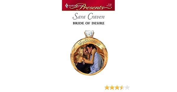 Bride Of Desire Sara Craven 9780373127849 Amazon Books