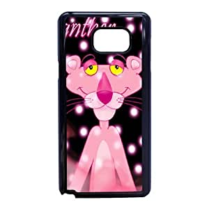 Phone Accessory for Samsung Galaxy Note 5 Phone Case Pink Panther P1023ML
