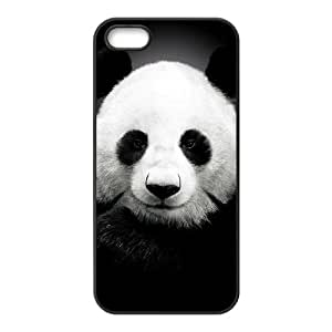 D-PAFD Diy Panda Selling Hard Back Case for Iphone 5 5g 5s