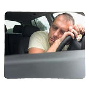 alfombrilla de ratón el hombre al volante - rectangular - 23cm x 19 cm