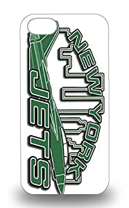 Snap On NFL New York Jets Logo 3D PC Soft Case Cover Skin Compatible With Iphone 5/5s ( Custom Picture iPhone 6, iPhone 6 PLUS, iPhone 5, iPhone 5S, iPhone 5C, iPhone 4, iPhone 4S,Galaxy S6,Galaxy S5,Galaxy S4,Galaxy S3,Note 3,iPad Mini-Mini 2,iPad Air )