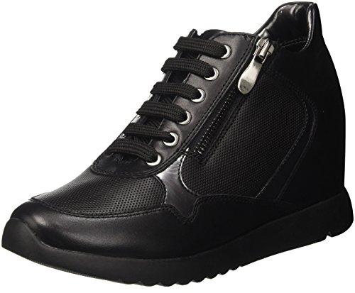 black Sw36205 Negro Cb001 Altas Mujer Lumberjack Zapatillas 8x1pH6