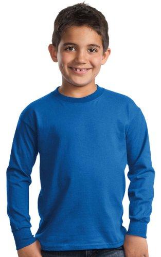 Royal Blue Boys Shirt - 9