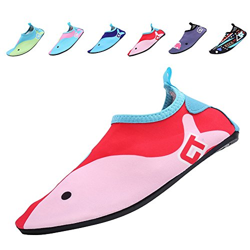 09. CIOR Mutifunctional Barefoot Shoes Men Women and Kids Quick-Dry Water Shoes Lightweight Aqua Socks For Beach Pool Surf Yoga Exercise