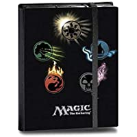 Magic The Gathering: 4 Symbols - Mana 9-Pocket Pro