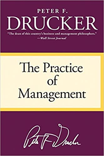 image for The Practice of Management