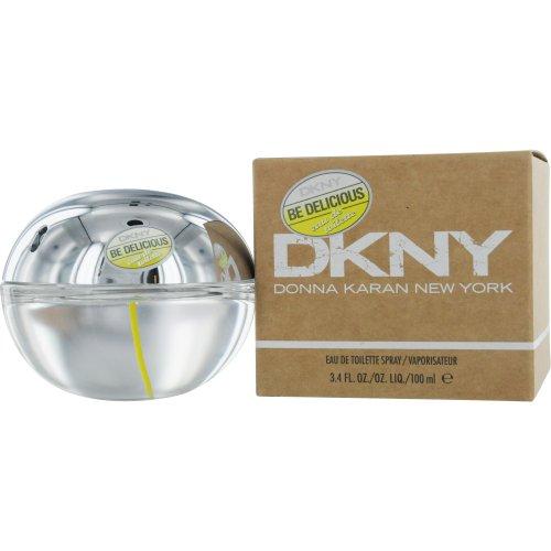 Be Delicious By Dkny Eau De Toilette Spray, 3.3-Ounce