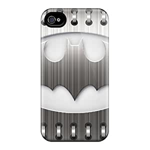 Durable Batman Back Case/cover For Iphone 4/4s