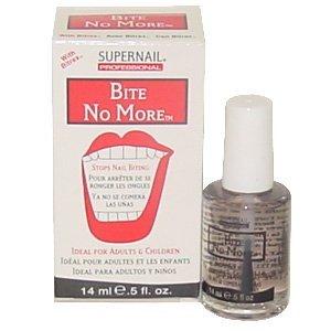 Super Nail Bite No More 1/2 oz. (Helps Cure Nail Biting)