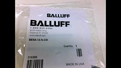 - Balluff Besa-12-N-Cm Cushioned Prox. Mount Technical Supplement Besa-12-N-Cm