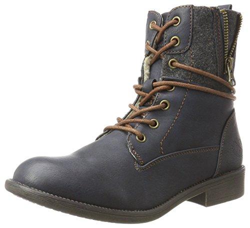 Denim Femme Dk 262 Jane Gris Bleu Boots Rangers 822 284 Klain 7Xxw85xz