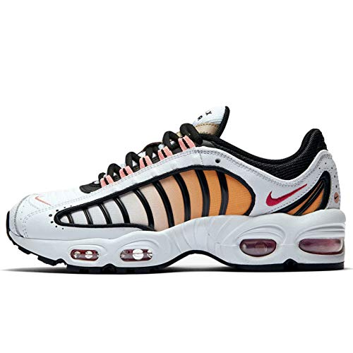 Nike Womens Air Max Tailwind Iv Womens Running Shoes Cj7976-100 Size 7
