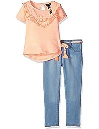 Girls' Fashion Top and Pant Set
