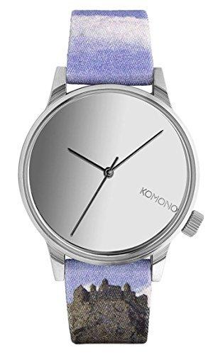 [Small] KOMONO watch 3 needle WINSTON KOM-W2884 [parallel import goods] by KOMONO (small)