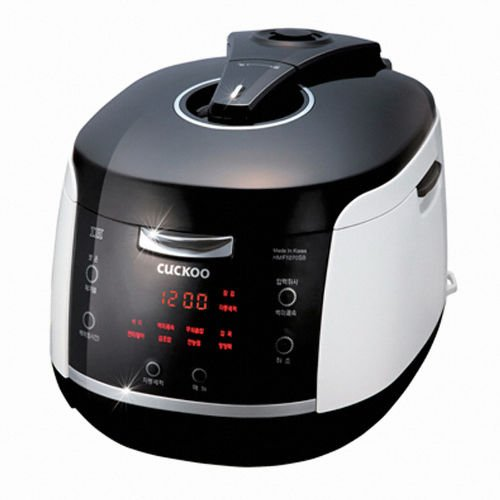 Cuckoo CRP-HMF1070SB IH Pressurerice Rice Cooker 10 Cups 220V