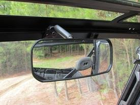 Polaris Ranger XP900/570 (Full Size) Pro-Fit roll cage Wide Angle Rear View Mirror